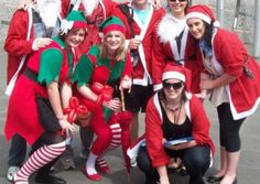 Ideas for your work Christmas party | Corporate Challenge