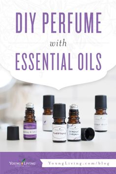 This essential oil perfume DIY is perfect for creating a personal scent without synthetic ingredients.