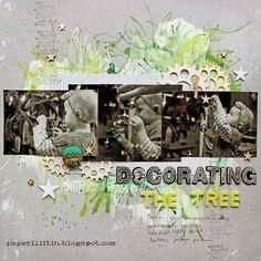 Decorating the Tree by Riikka Kovasin