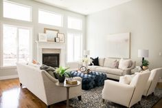 Hey everyone! We are so excited to share our first room reveal for our Mecham Dream Home Project. We started working with Ellie+ Jared...