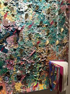 """particolare """"I viaggiatori"""" di Elena Iori  #astrattomaterico #astratto #materico #estate #artista #premi #parma #italy #italia #pittura #arte #mostra #ucai #acrilico"""