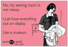 sewing jokes - http://www.sewingavenue.com/