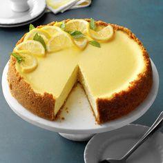 30 Creamy Lemon Desserts We Love