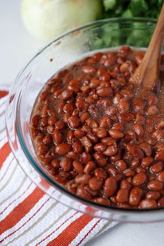 Home-Cooked Cowboy Beans (Frijoles Charros)