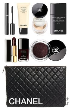 """Chanel"" by mcheffer ❤ liked on Polyvore featuring beauty, Chanel and Beauty"