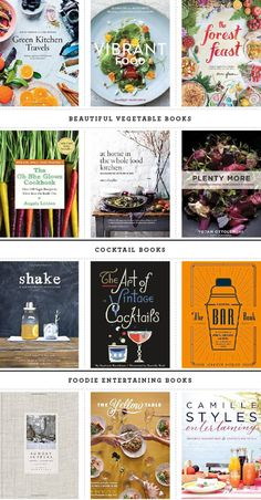 2014 Cookbook Gift Guide - Cookbooks make the best holiday gifts. Here are some of my top picks of 2014!