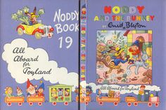 Noddy and the Bunkey by Enid Blyton