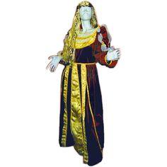 Comtesse Elisabeth code produit : 944-021 2 pièces : Robe et Chapeau. Taille(s) : 42.