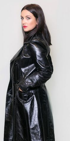 Leather Coat Daydreams