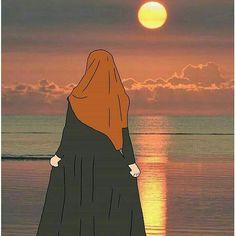 Anime islámico y hijab Anime Angel, Girl Cartoon, Cartoon Art, Tmblr Girl, Animé Fan Art, Hijab Drawing, Islamic Cartoon, Anime Muslim, Hijab Cartoon