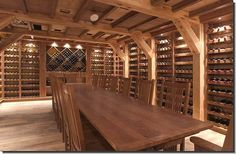 wine-cellar by winecellardesignsnet, via Flickr