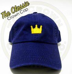 80dfb87d5cf Classic Crown Cap - NAVY
