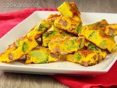 Frittata salsiccia e broccoli: Ricette di Cookaround   Cookaround