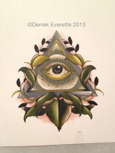 Derrek E. - Broken Art Tattoo