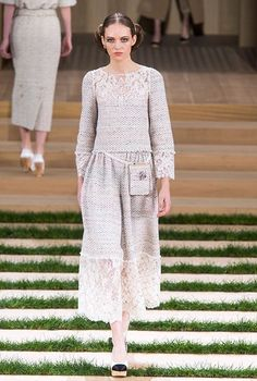 MODA.RU :: Экологичный кутюр в коллекции Chanel Haute Couture весна-лето 2016