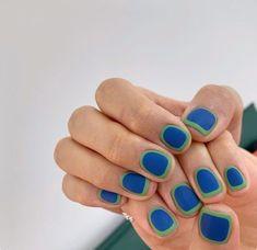 Nail Design Stiletto, Nail Design Glitter, Gel Nails, Acrylic Nails, Nail Polish, Nail Ring, Funky Nails, Fire Nails, Minimalist Nails