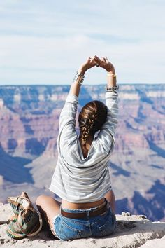 grand canyon - I want to go back. Adventure Awaits, Adventure Travel, Adventure Photos, Into The Wild, Usa Roadtrip, Collage Vintage, Foto Pose, Adventure Is Out There, Oh The Places You'll Go