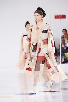한복 Hanbok : Korean traditional clothes[dress] #Chanel #modernhanbok