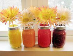 mason jar | Posted in art , Crafts , tutorial/DIY by MakeSomethingMondays