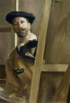 José Villegas Cordero · Autoritratto · 1898 · Prado · Madrid