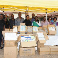 #Cameroun: La Fondation MTN soutient les sinistrés du déraillement d'Eseka :: CAMEROON - camer.be: camer.be Cameroun: La Fondation MTN…