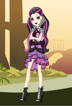 Raven Queen (Ever After High) by kellys2s2 on deviantART