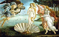 Este cuadro pertenece al tópico literario Descrptio Puellae. Ya que nos muestra un retrato de una muchacha, recalcando la anatomía corporal de la hermosa joven.