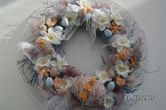 Hanukkah, Floral Wreath, Wreaths, Handmade, Home Decor, Floral Crown, Hand Made, Decoration Home, Door Wreaths