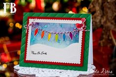 (I) (L)ove (D)oing (A)ll Things Crafty!: Peace on Earth Christmas Card