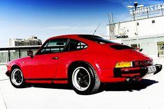 Porsche 911 Carrera 3.2 1984