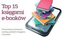 TOP15 polskich księgarni e-booków według miesięcznika Press