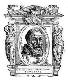 Giovanni Angelo Montorsoli (Firenze, 1507 – 31 agosto 1563) è stato un religioso, scultore e architetto italiano.