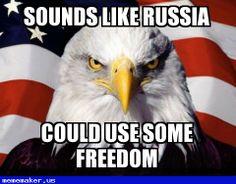 Nice Meme: Russia