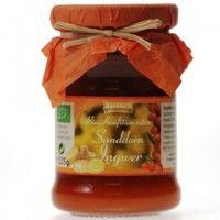 Økologisk Havtornmarmelade med ingefær 225 g