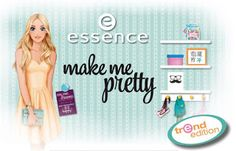 "Preview: essence trend edition ""make me pretty"" - www.annitschkasblog.de"