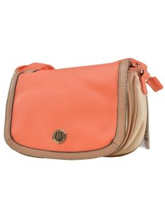 Lavie Falcon Women's Sling Bag (Peach) | Fetish for Bags ...