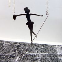 Tight Rope Walker by markhedesign