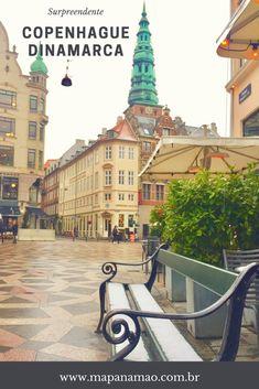 Copenhague é um lugar maravilhoso a se conhecer na Europa. Veja aqui o que fazer em Copenhague, Dinamarca.