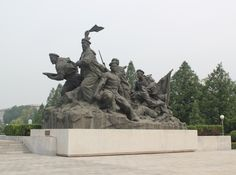 "North Korea. The Victorious War Museum or Victorious Fatherland Liberation War Museum is a museum of the Korean War located in Pyongyang. The museum was originally built in the Central district of Pyongyang in August 1953 as the ""Fatherland Liberation War Museum."" In April 1963 it was moved to the Sosong district in a purpose-built building. In 2014, the museum was upgraded significantly."
