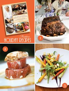 Festive Holiday Dinners with Chef Bradley Ogden {+ 3 Full Recipes}