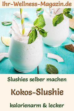 Slushies, Healthy Desserts, Healthy Recipes, Stone Farms, Weight Watcher, Dessert Blog, Smoothie Drinks, Glass Of Milk, Landscape Design