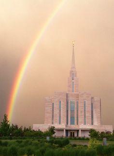 Oquirrh Mountain Temple #LDSTemples #MormonTemples #Gospel