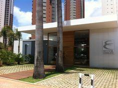 Paisagismo da nova sede Ecocil construtora Natal-RN ( Brazil)