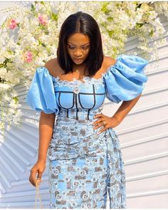 60 Pictures of the Latest Lace and Ankara Style Combo's in 2017 African Party Dresses, African Lace Dresses, Latest African Fashion Dresses, African Dresses For Women, Latest Fashion, Nigerian Lace Dress, African Fashion Traditional, African Inspired Clothing, African Lace Styles