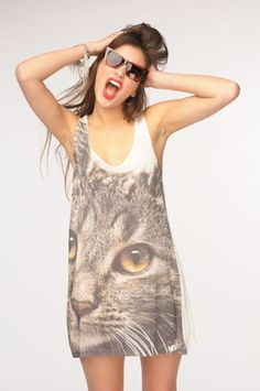 Meow frock