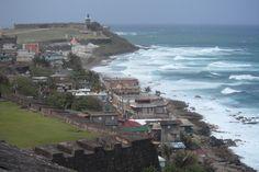 San Juan Puerto Rico, Carnival Cruise port
