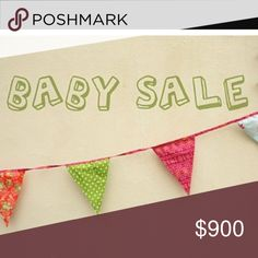 All things Baby Mostly unused or gently used baby items Other
