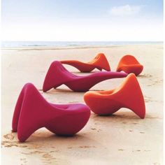 Luigi Colani Colani Seating Collection