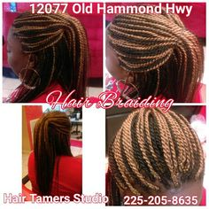 Braid, african hairbraiding , braidshop, twist , two strand twist