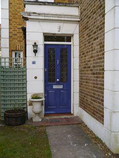London Doors Front Door Twenties Door | Projects to Try | Pinterest | Front doors Doors and Exterior & London Doors Front Door Twenties Door | Projects to Try ...